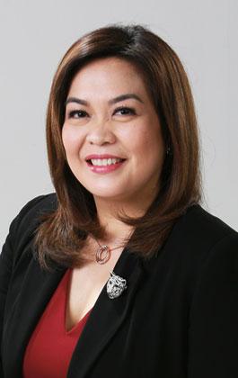 Maria Sarah P. Albert