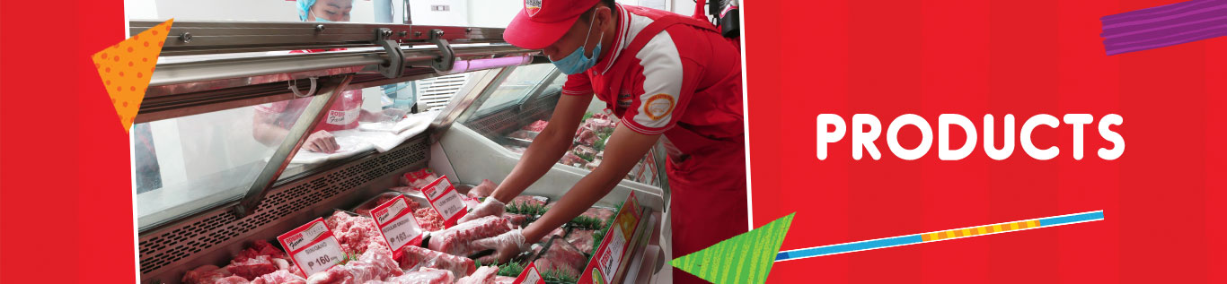 Products | Robina Agri Partner | Robina Farms | Meat Cuts