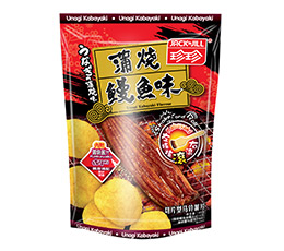 Shake and Roll Potato Chips