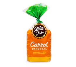 Carrot Pandesal