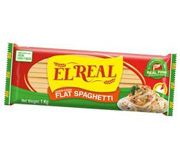 EL REAL Flat Spaghetti & Curly Macaroni