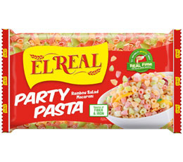 EL REAL Party Pasta