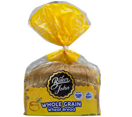 Whole Grain Wheat Bread