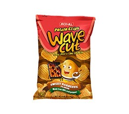 Potato Chips Wavecut