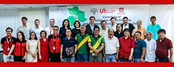 URC partners with Department of Agriculture  to help support local potato farmers